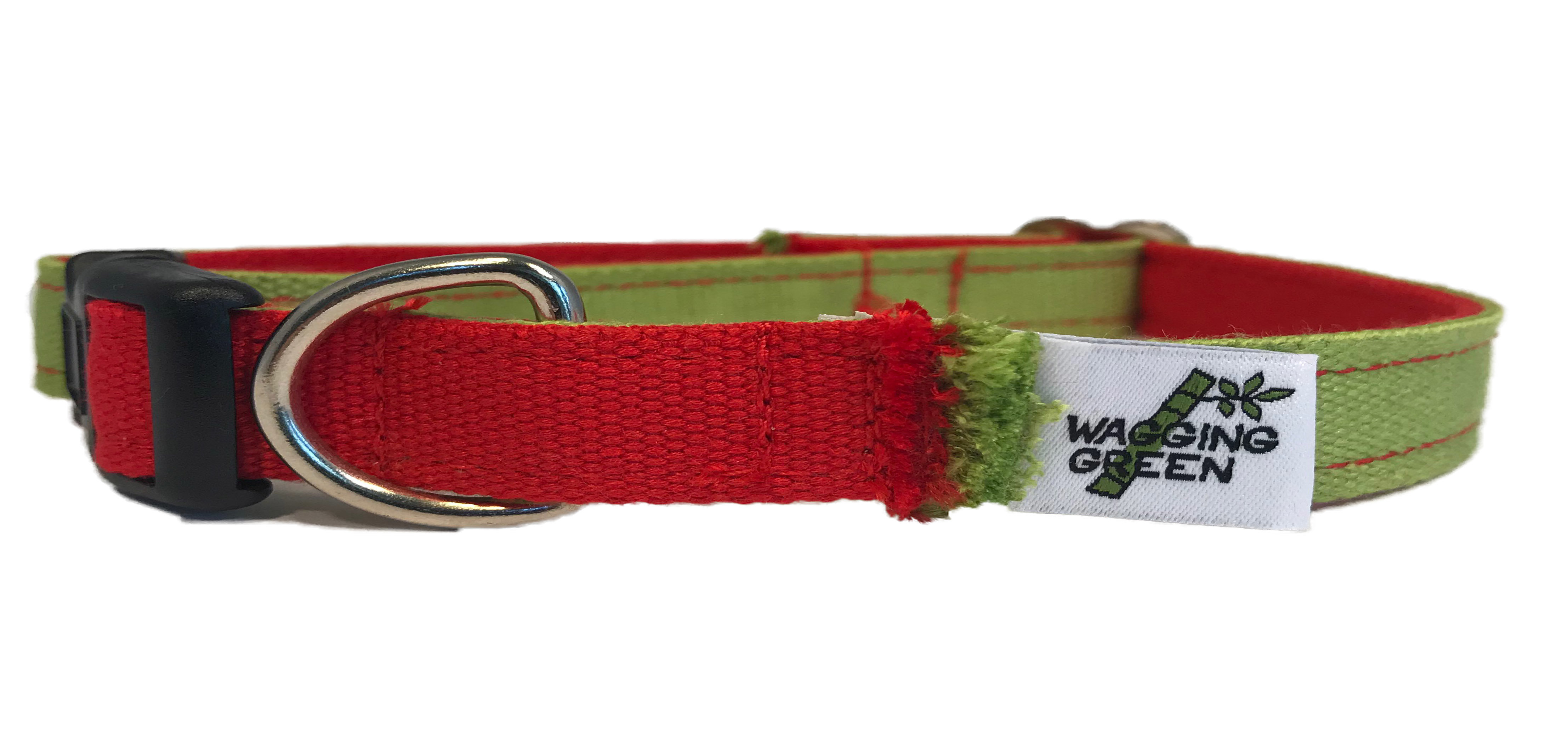 R Eco Friendly Bamboo Eco Hip Series Dog Collar