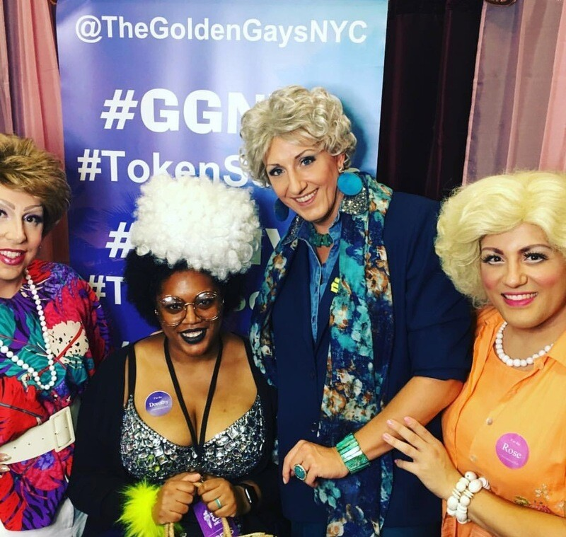 DragCon Sponsor - The Golden Palace Package