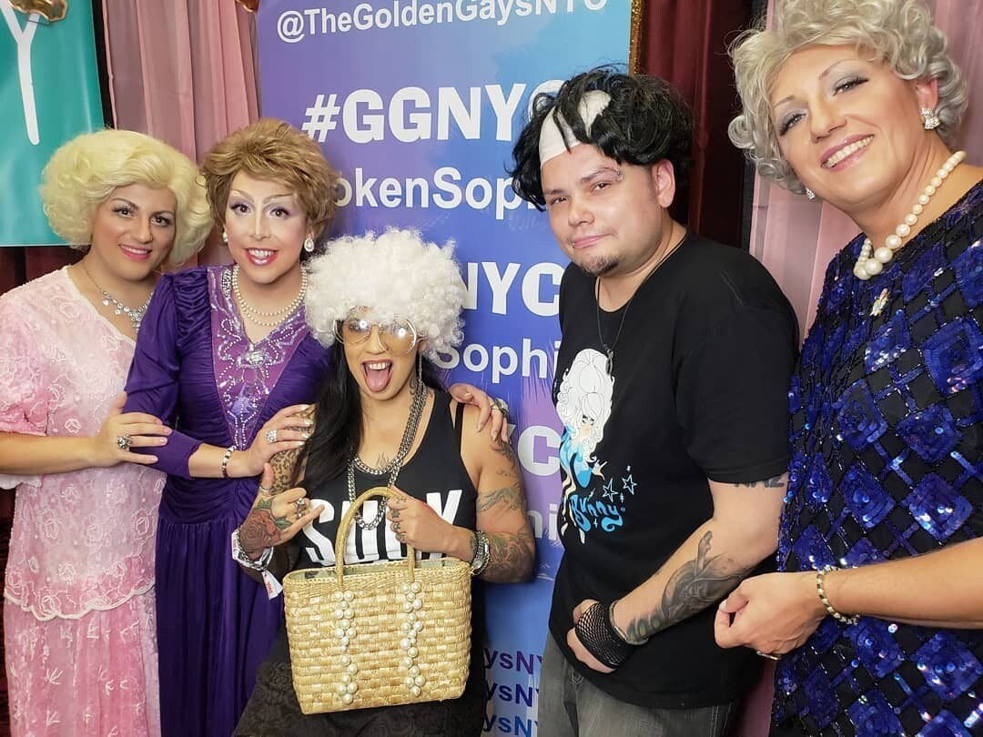 DragCon Sponsor - The Silver Hair Package