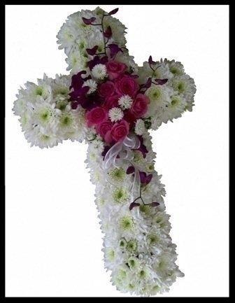 Wreath Cross