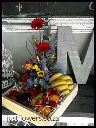 Fruit & Flowers JF47