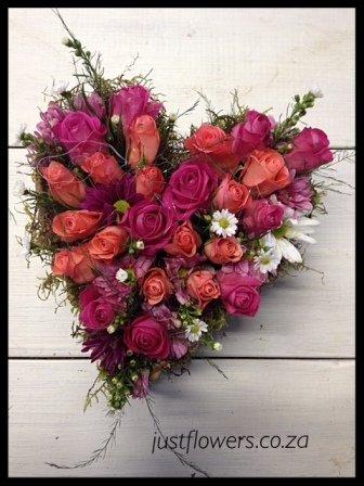 Heart Rose JF51