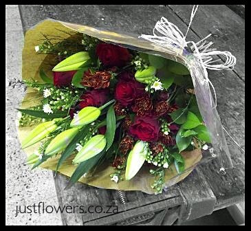Lily & Rose Bouquet JF22