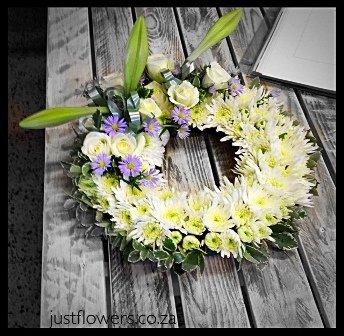 Wreath Round JF29