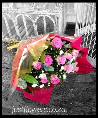 Roses Wrapped JF64
