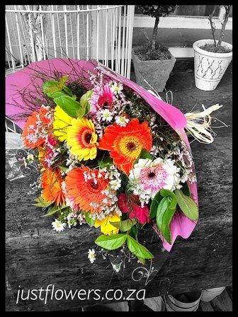 Gerbera Bouquet JF54