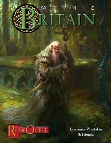 Mythic Britain