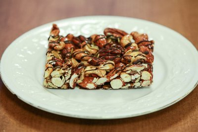 Paleo Power Nut Bar