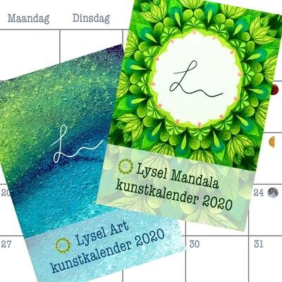 Lysel Kunstkalender 2020