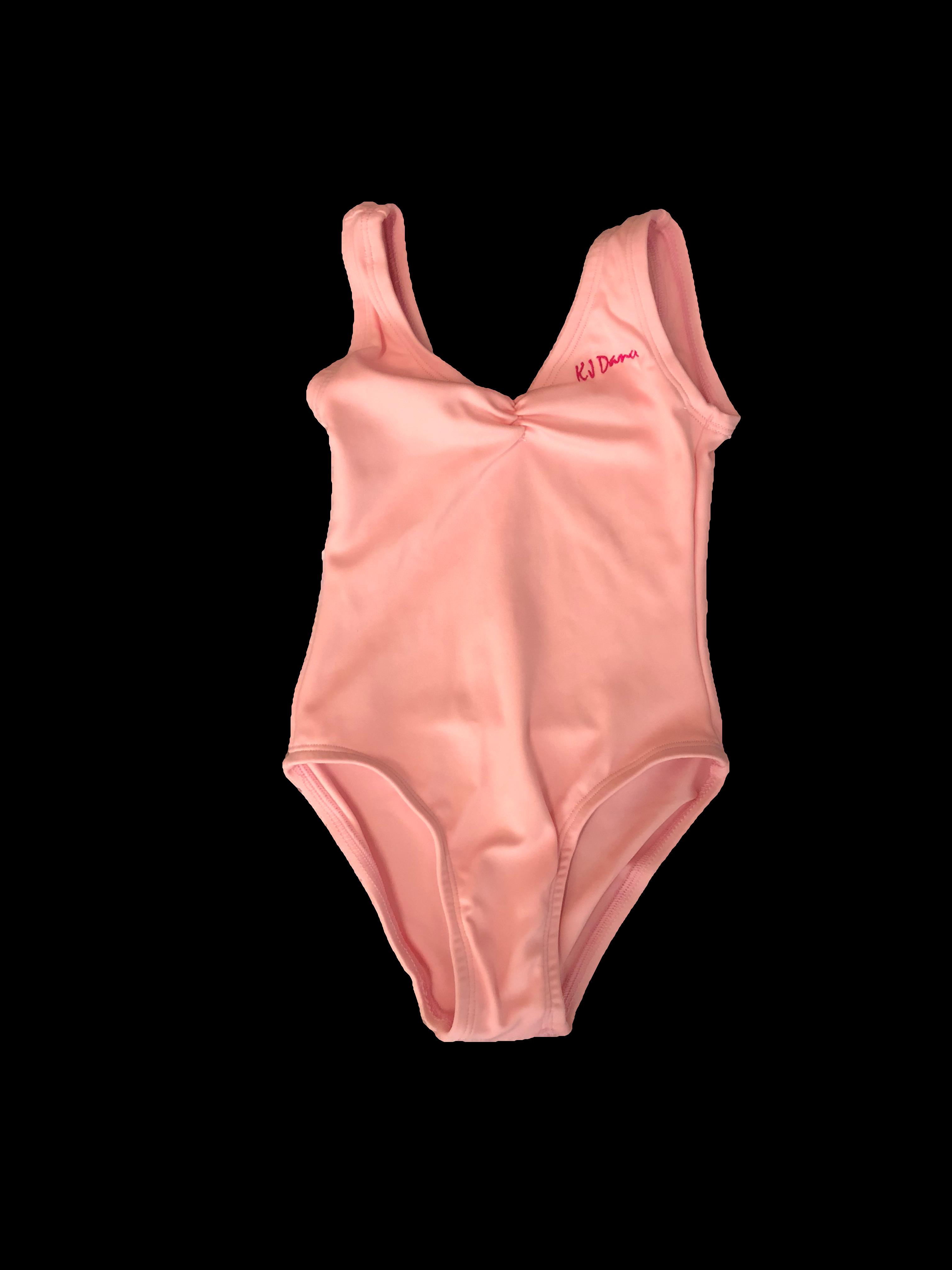 Pink or Blue KJD Junior Leotard