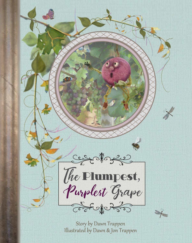 The Plumpest Purplest Grape