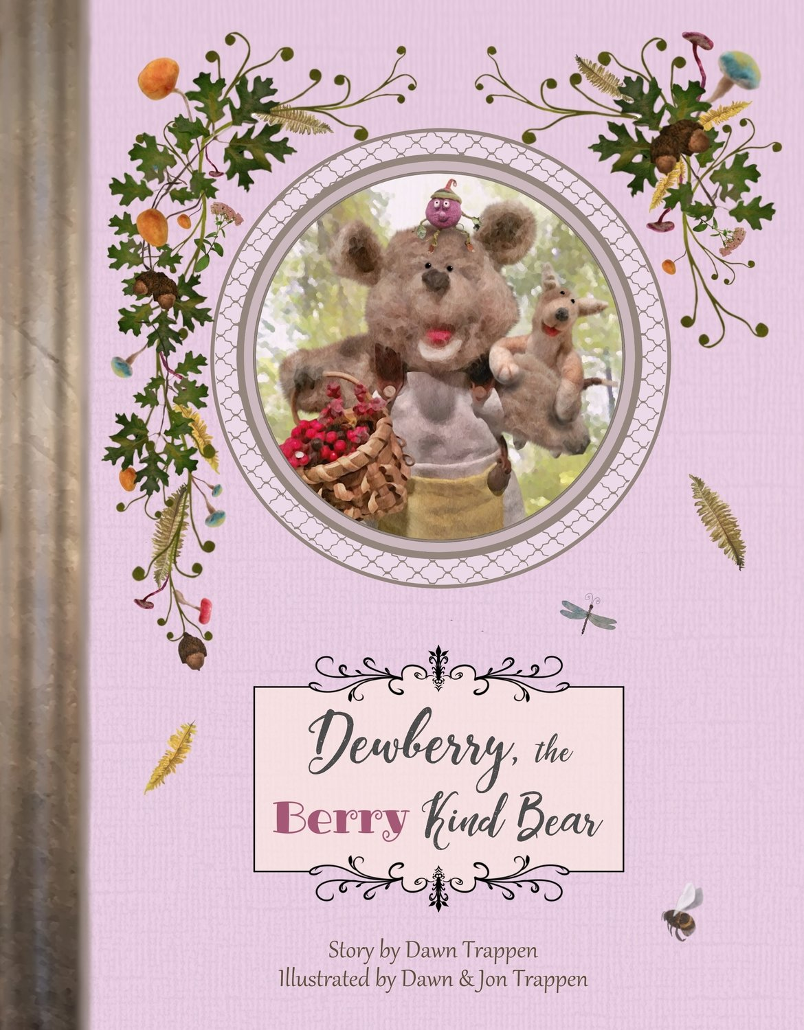 Dewberry, the Berry Kind Bear