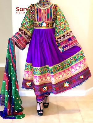 Sarah's Afghan Clothes