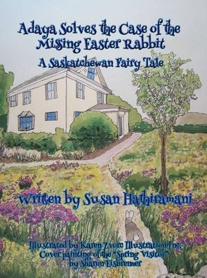 Adaya Solves the Case of the Missing Easter Rabbit: