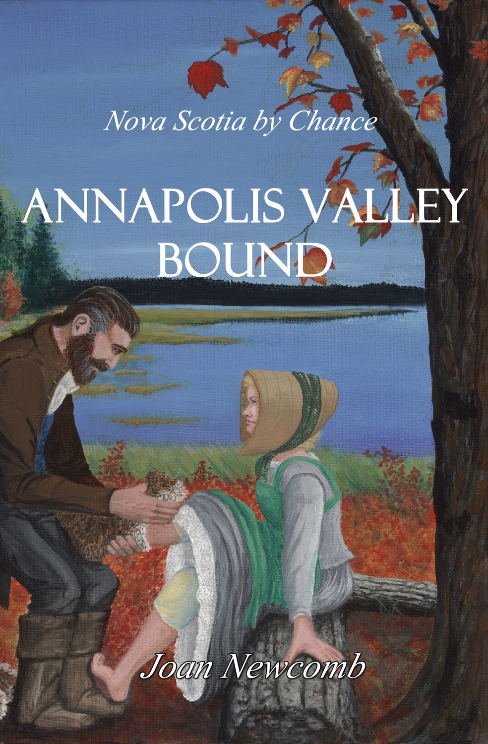 Annapolis Valley Bound EPUB (Nova Scotia by Chance # 2)