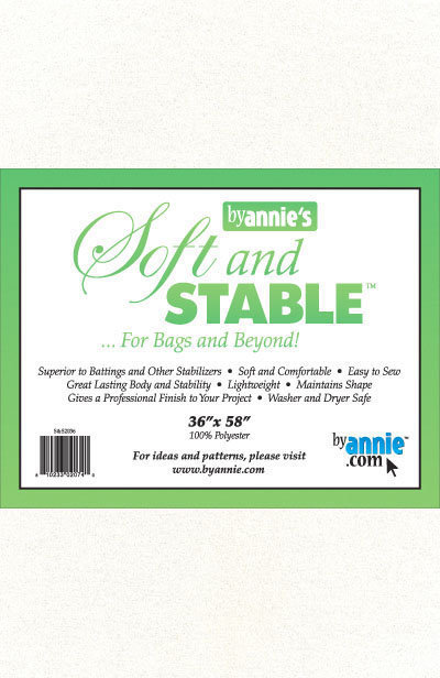 """ByAnnie's Soft & Stable 36"""" x 58"""" White S&SW1Y"""