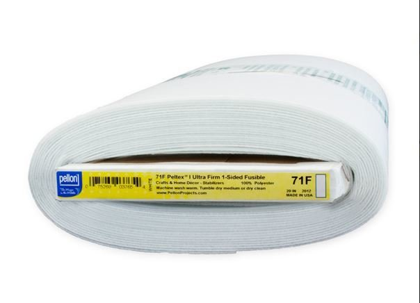 71F Peltex® I One-Sided Fusible Ultra Firm - 25cm PPF1F
