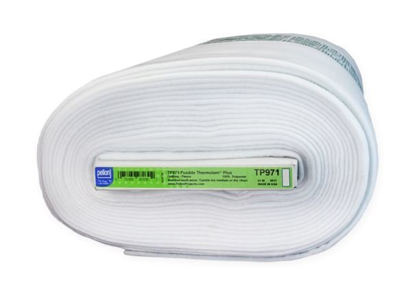 Pellon Thermolam Plus Fusible Fleece - 25cm PTPFF