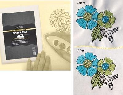 OESD Perfect Embroidery Press Cloth OESDPEC