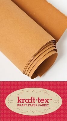 Kraft-tex Kraft Paper Fabric 48cm X 137cm - Natural KTRNatural