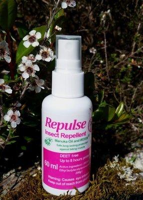 Repulse Insect Repellent Manuka 60ml