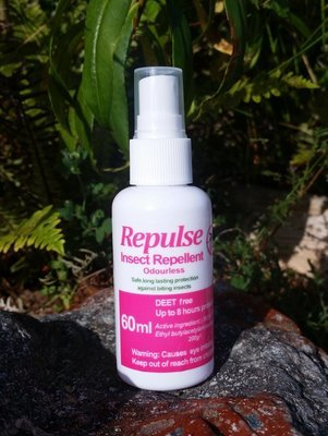 Repulse Insect Repellent Odourless 60ml