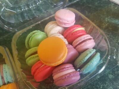 French Macarons 1/2 Dozen