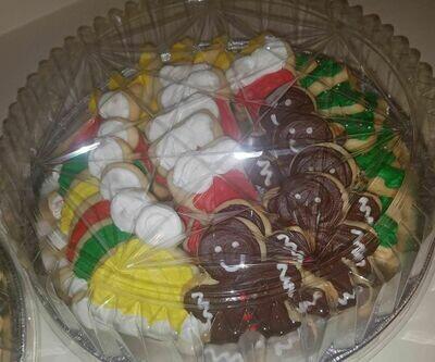 Sugar Cookie Tray 2.5 Dozen