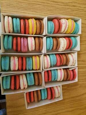 Macarons 1 Dozen Variety