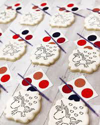 Paint Your Own Cookies x5