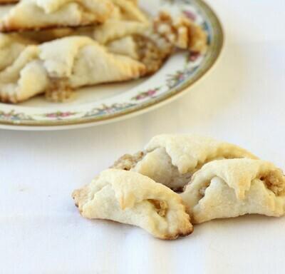 Cream Cheese Nut Cookie