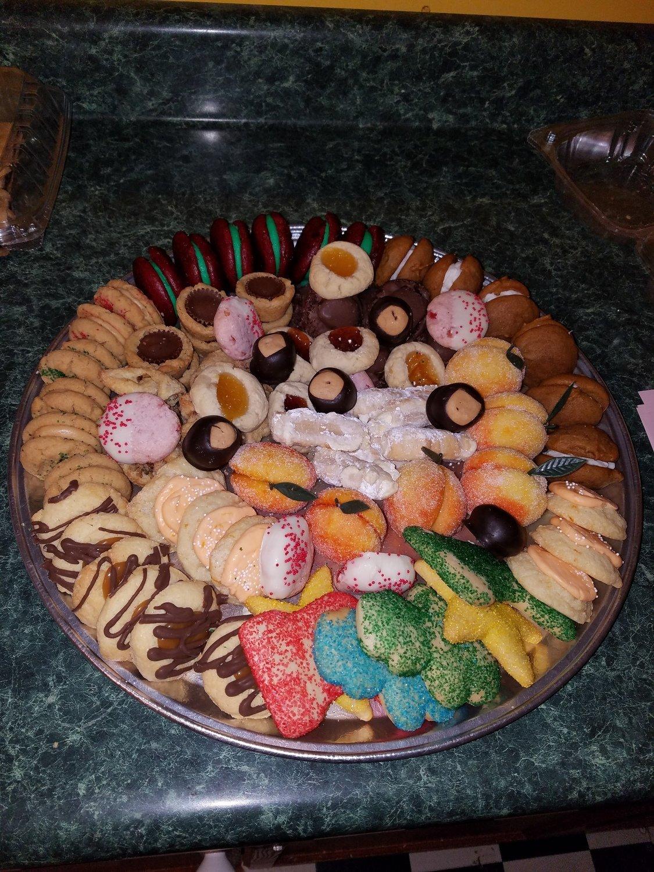 7 Dozen Cookie Tray