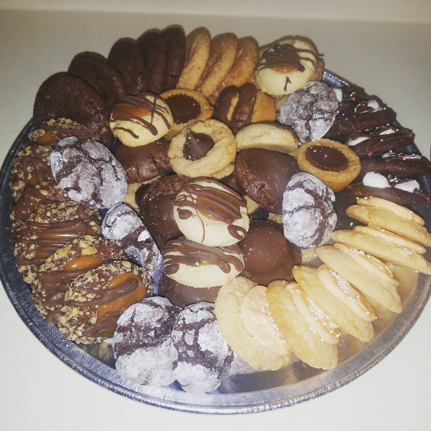 3 Dozen Cookie Tray