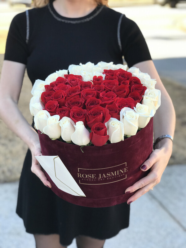 Valentine Special (Up To 4 Dozen Roses)