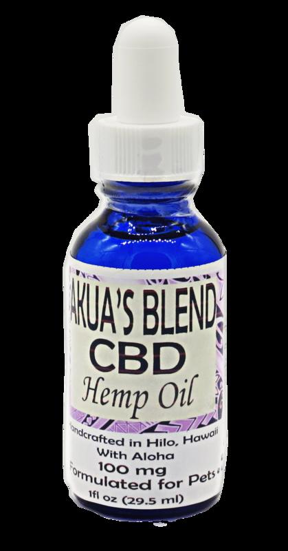 Akua's Blend Oil 100
