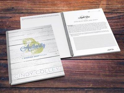 Digging Deep 2018: Authority (Deluxe Study Book)