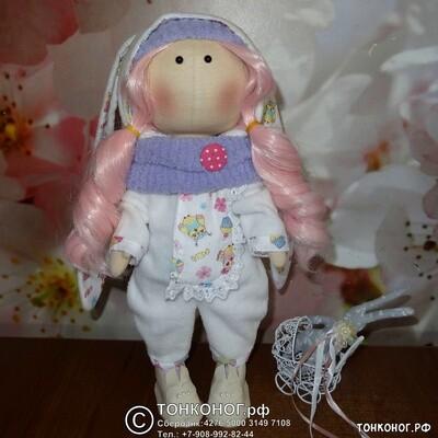 Текстильная кукла Лия