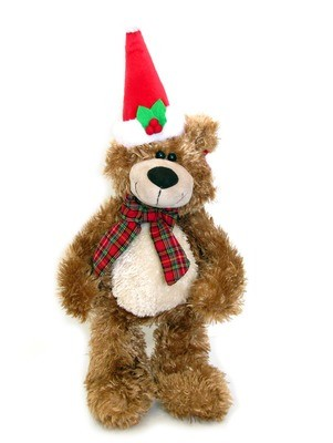 Christmas Bear - Santa Witherspoon