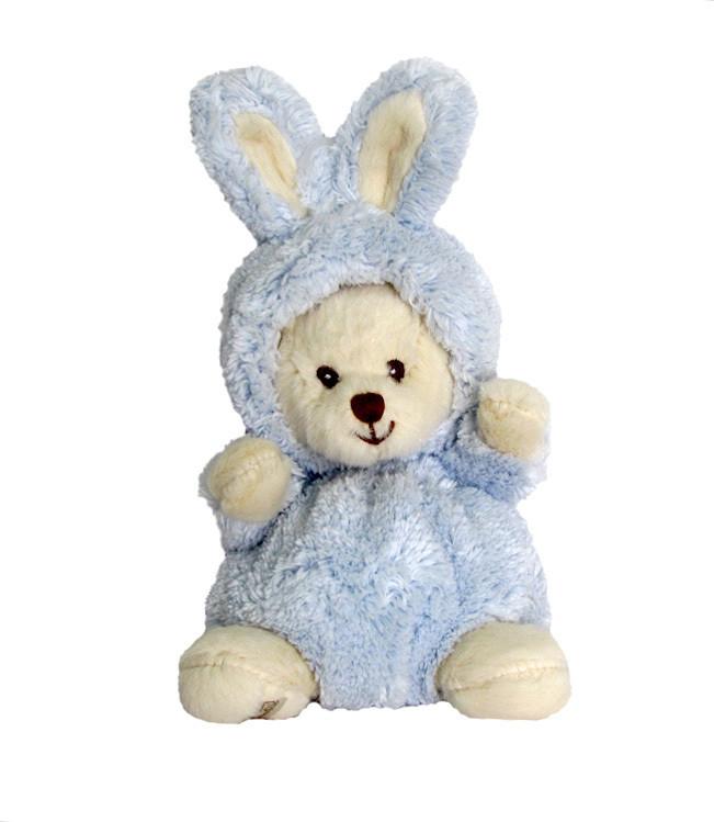 Ziggy Bunny /Bear Blue