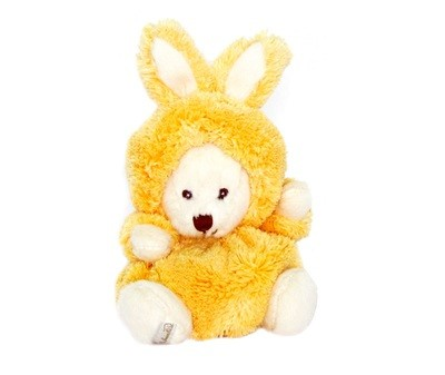 Ziggy Bunny /Bear Yellow