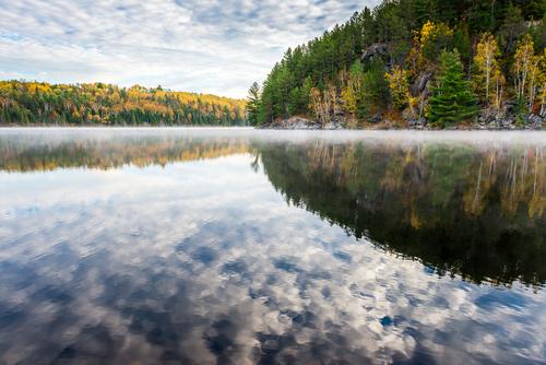 Lake Opeongo Magic, Algonquin Park, Ontario, Canada