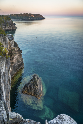 Halfway Rock Pt. North, Bruce Peninsula National Park, Ontario, Canada