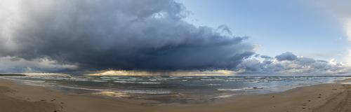 North To South, Sauble Beach, Ontario, Canada