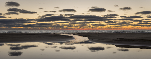 After Sunset, South Sauble Beach, Ontario, Canada