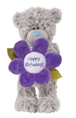 Tatty Teddy Birthday Flower