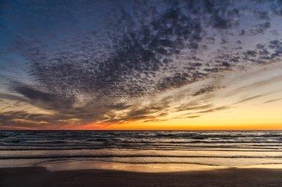 Sauble Beach Sunset, Sauble Beach, Ontario, Canada