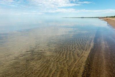 Calm As Glass, Sauble Beach, Ontario, Canada