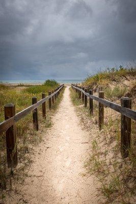 Sauble Beach Walkway, Sauble Beach, Ontario, Canada