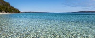 Colpoy's Blue, Colpoy's Bay, Wiarton, Ontario, Canada