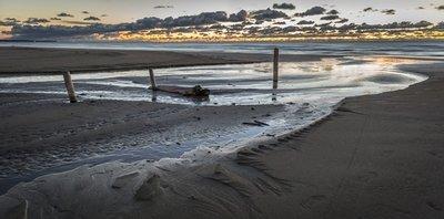 North Meets South, Sauble Beach, Ontario, Canada